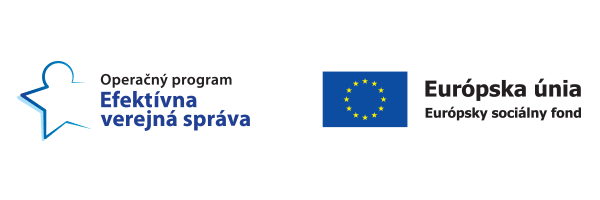 Operačný program Efektívna verejná správa